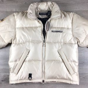 Marc Buchanan Pelle Pelle Arctic Gear Down Jacket